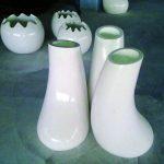 Moderne Vasen